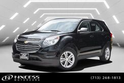 2016_Chevrolet_Equinox_L_ Houston TX