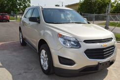 2016_Chevrolet_Equinox_LS 2WD_ Houston TX