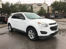 2016_Chevrolet_Equinox_LS AWD_ Houston TX