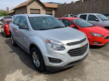 2016_Chevrolet_Equinox_LS_ North Versailles PA