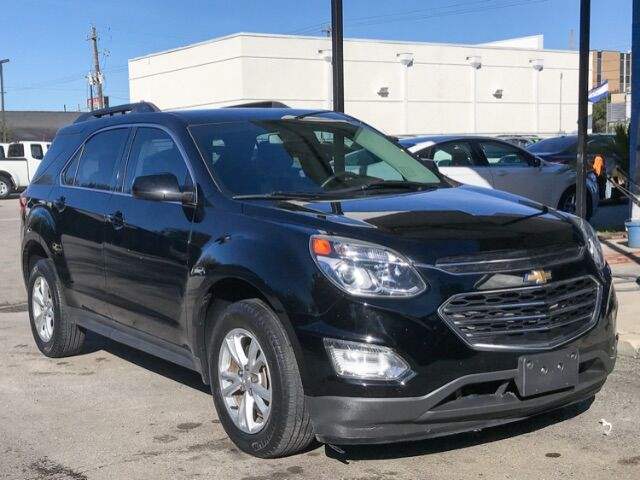 2016 Chevrolet Equinox LT 2WD Houston TX