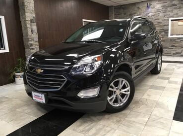 2016_Chevrolet_Equinox_LT_ Worcester MA