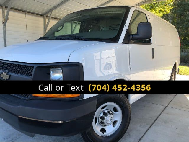 2016 Chevrolet Express 2500 Cargo Charlotte and Monroe NC
