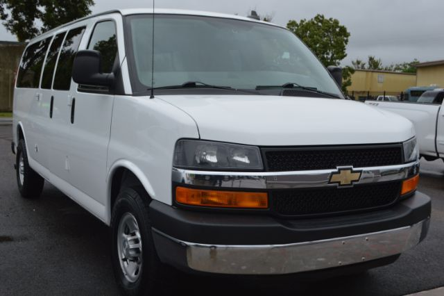 2016 Chevrolet Express LS 3500 Extended Houston TX