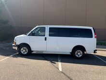 2016_Chevrolet_Express Passenger_LT_ Englewood CO
