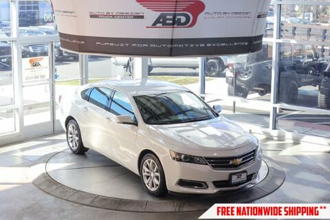 2016_Chevrolet_Impala_LT_ Chantilly VA