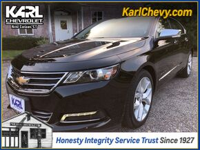 2016_Chevrolet_Impala_LTZ_ New Canaan CT