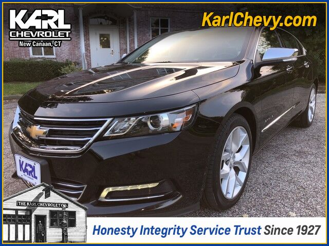 2016 Chevrolet Impala LTZ New Canaan CT