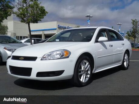 2016_Chevrolet_Impala Limited_LTZ_ Roseville CA