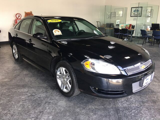 2016_Chevrolet_Impala Limited (fleet-only)_LT_ San Jose CA