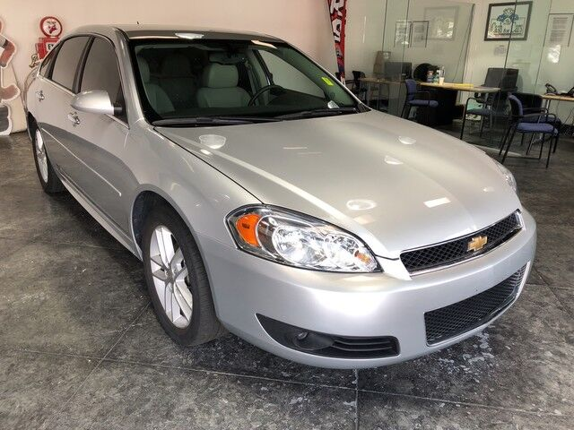 2016 Chevrolet Impala Limited (fleet-only) LTZ San Jose CA