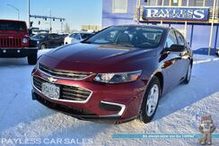 2016_Chevrolet_Malibu_LS / Automatic / Bluetooth / Back Up Camera / Keyless Entry / Push Button Start / Cruise Control / 37 MPG_ Anchorage AK
