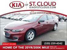 2016_Chevrolet_Malibu_LS_ St. Cloud MN
