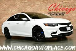 2016_Chevrolet_Malibu_LT - 1.5L TURBO 4-CYL ENGINE FRONT WHEEL DRIVE BLACK LEATHER HEATED SEATS BACKUP CAMERA KEYLESS GO BOSE AUDIO BLUETOOTH BLACK WHEELS_ Bensenville IL