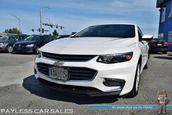 2016_Chevrolet_Malibu_LT / Turbocharged / Power Driver's Seat / Bluetooth / Back Up Camera / Push Button Start / Cruise Control / Air Conditioning / USB Jack / Power Mirrors Windows & Locks / 37 MPG_ Anchorage AK