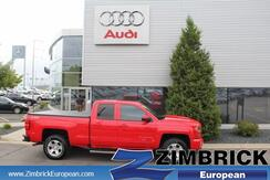 2016_Chevrolet_Silverado 1500_4WD Double Cab 143.5 LT w/2LT_ Madison WI