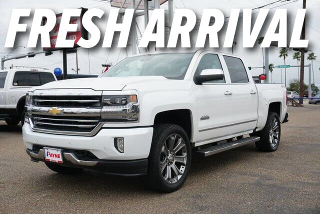 2016 Chevrolet Silverado 1500 High Country Brownsville Tx