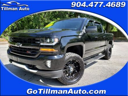 2016_Chevrolet_Silverado 1500_LT Crew Cab 4WD w/ Z71_ Jacksonville FL