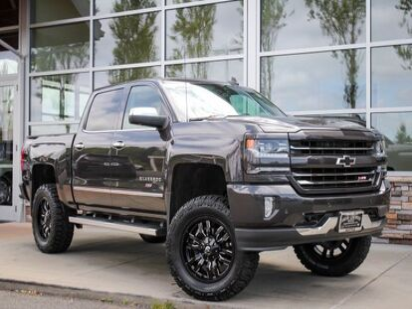 2016_Chevrolet_Silverado 1500_LTZ_ Seattle WA