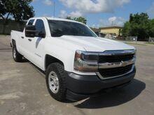 2016_Chevrolet_Silverado 1500_Work Truck Double Cab 4WD_ Houston TX