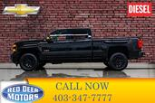2016 Chevrolet Silverado 2500HD 4x4 Crew Cab LT Z71 Diesel Leather BCam