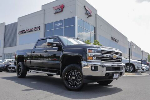 2016_Chevrolet_Silverado 2500HD_LTZ Crew Cab 4WD_ Chantilly VA