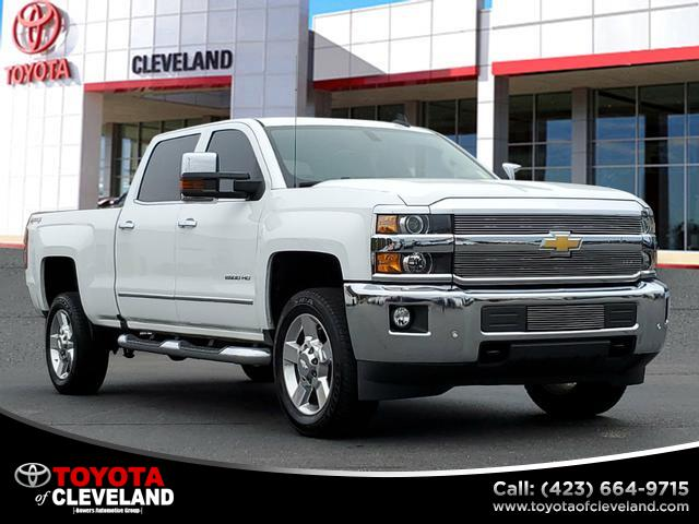 2016 Chevrolet Silverado 2500HD LTZ McDonald TN