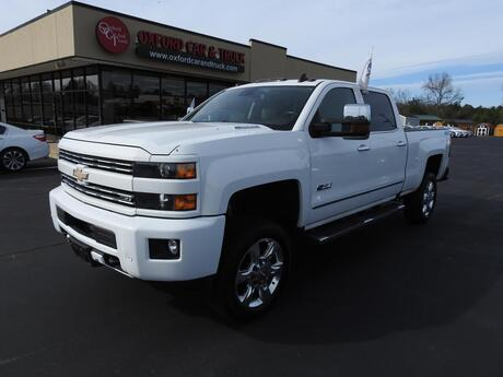 2016 Chevrolet Silverado 2500HD LTZ Oxford NC