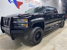 2016_Chevrolet_Silverado 2500HD_Z-71 4x4 Lifted Crew Ranch Hand Touch Screen Bluetooth_ Mansfield TX
