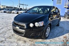 2016_Chevrolet_Sonic_LS / Automatic / Aux Jack / Power Locks / Block Heater / 35 MPG / 1-Owner_ Anchorage AK