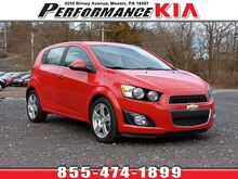 2016_Chevrolet_Sonic_LTZ_ Moosic PA