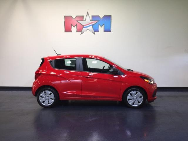 Vehicle details 2016 chevrolet spark at motor mile kia for Shelor motor mile com