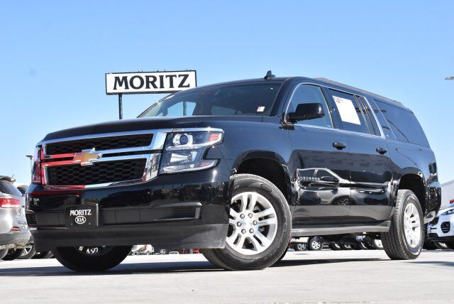 2016 Chevrolet Suburban LT Fort Worth TX