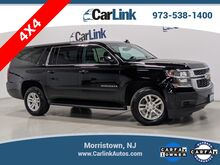 2016_Chevrolet_Suburban_LT_ Morristown NJ