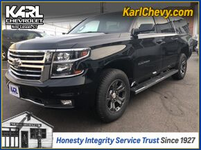 2016_Chevrolet_Suburban_LT_ New Canaan CT