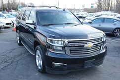 2016_Chevrolet_Suburban_LTZ 4WD Navigation Entertainment Sunroof Tow Hitch Luggage Rack Backup Camera 1 Owner Running Boards_ Avenel NJ