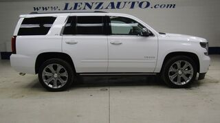 Chevrolet Tahoe 4WD LTZ: 5.3L-NAV-MOON-TV-DVD-QUADS-THIRD-REVERSE CAMERA-WIFI-BOSE-HUD-LEATHER-CD PLAYER-4WD 2016