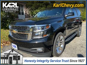 2016_Chevrolet_Tahoe_LT_ New Canaan CT