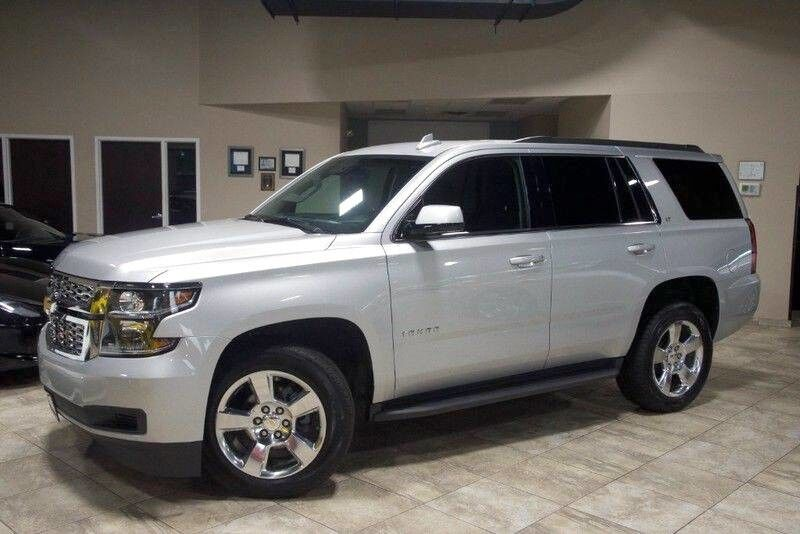 2016_Chevrolet_Tahoe LT_SUV_ Chicago IL