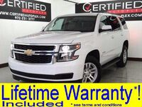 Chevrolet Tahoe LT V8 NAVIGATION LEATHER HEATED SEATS REAR CAMERA REAR PARKING AID 2016