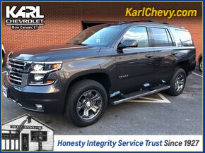 2016_Chevrolet_Tahoe_LT Z71_ New Canaan CT
