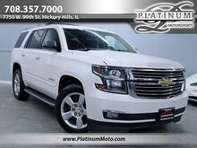 2016_Chevrolet_Tahoe LTZ 4WD_1 Owner Nav Roof Rear Entertainment Fully Loaded_ Hickory Hills IL