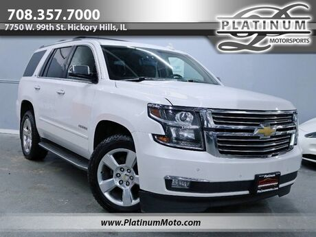 2016 Chevrolet Tahoe LTZ 4WD 1 Owner Nav Roof Rear Entertainment Fully Loaded Hickory Hills IL