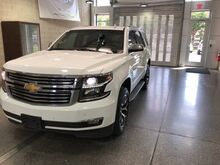 2016_Chevrolet_Tahoe_LTZ_ Little Rock AR