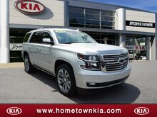 2016_Chevrolet_Tahoe_LTZ_ Mount Hope WV