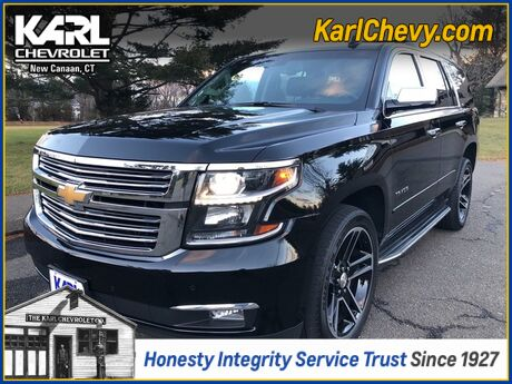 2016 Chevrolet Tahoe LTZ New Canaan CT