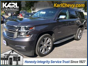 2016_Chevrolet_Tahoe_LTZ_ New Canaan CT