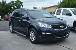 2016_Chevrolet_Traverse_LS FWD_ Houston TX