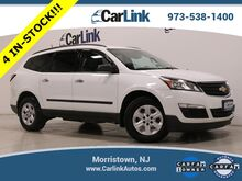 2016_Chevrolet_Traverse_LS_ Morristown NJ