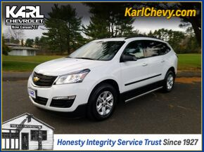 2016_Chevrolet_Traverse_LS_ New Canaan CT